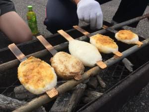 長野の五平餅は味噌なんです!